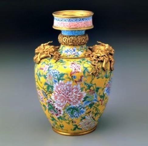 China: Pottery
