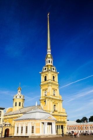 Russia: Architecture