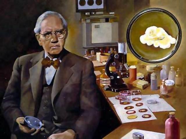Alexander Fleming:DESCUBRIMIENTO DE LA PENICILINA