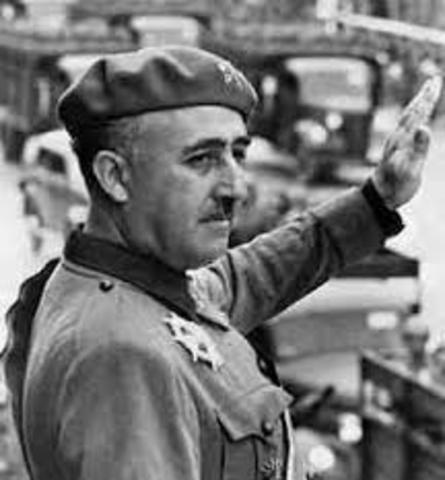 Muerte de Francisco Franco