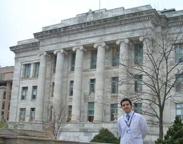 La facultad de Medicina de la Universidad de Harvard