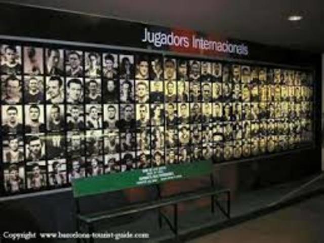 Museo del Futbol Club Barcelona
