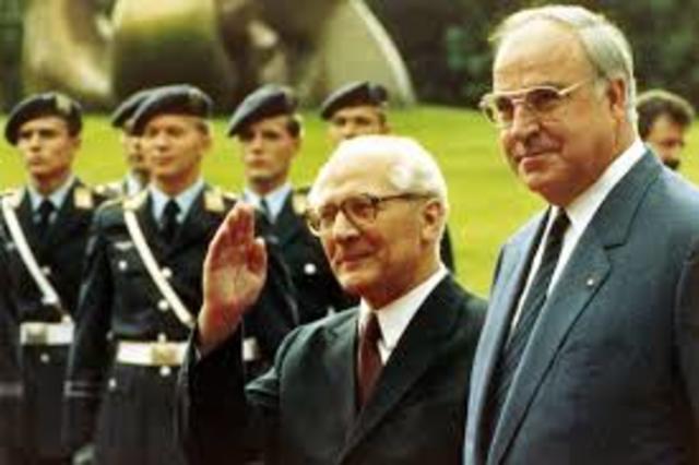 Honecker&Kohl