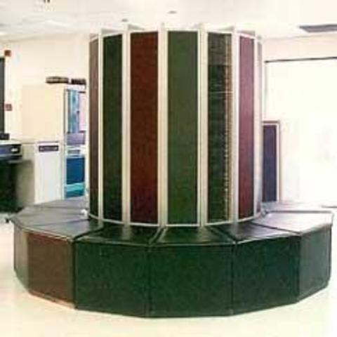 Cray 1 (supercomputadora)