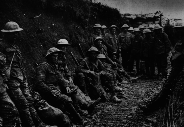 WW1 Begins