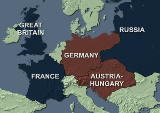 Germany and Hungary Alliance