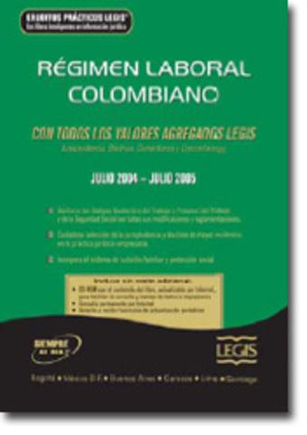 regimen laboral colombiano