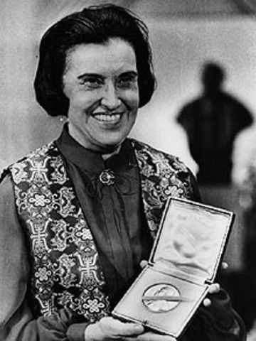 rosalyn yalow  premio nobel de tecnicas radioinmunoensayo