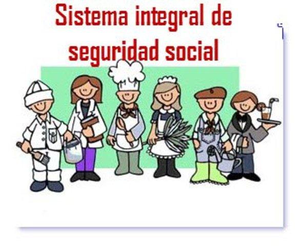 El Sistema de Seguridad Social Integral