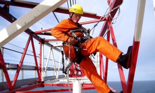 Reglamento Técnico de Trabajo Seguro en Alturas