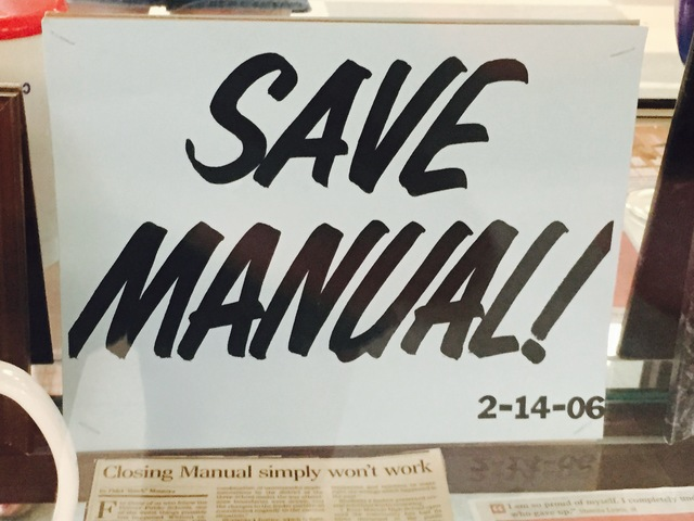 Manual High School is closed.