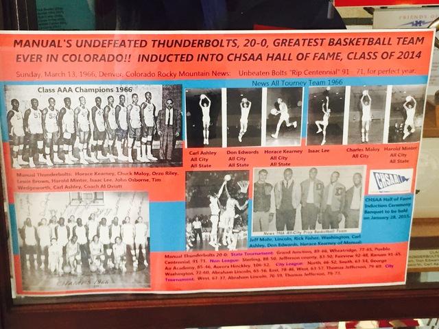 Manual Thunderbolts Men's Basketball Wins State
