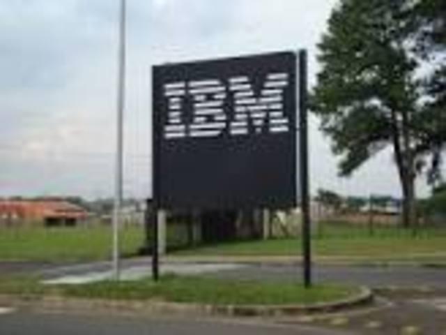 Fábrica da IBM
