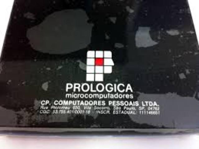 Fundada a Prológica