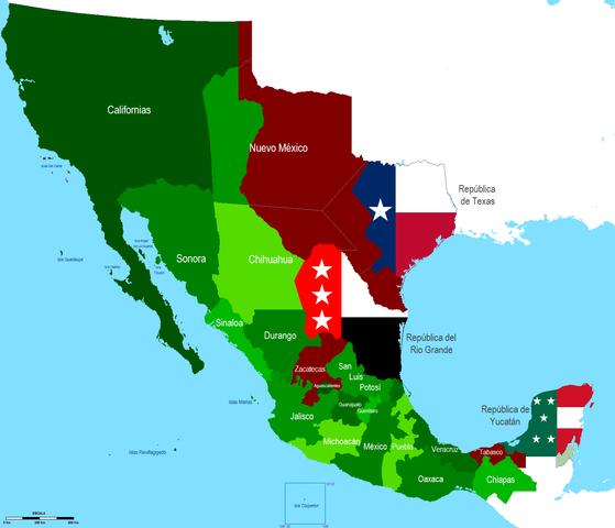 El México que no era de los mexicanos