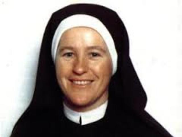 Becoming a sister of St Joseph
