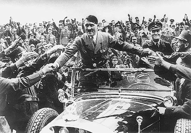 Le parti Nazi arrive au pouvoir