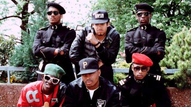 """Public Enemy: """"Night of the Living Baseheads"""""""