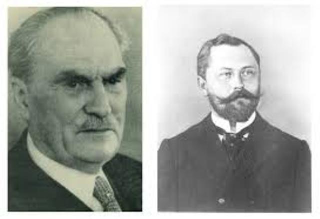 Fritz Schaudinn y Erich Hoffmann