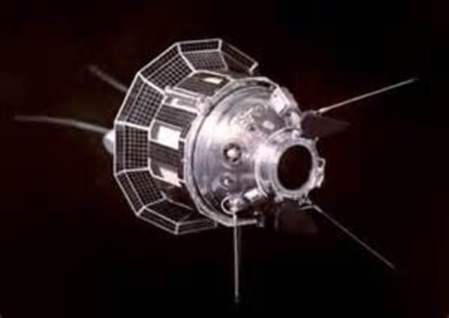 Luna 3 Launched (U.S.S.R)