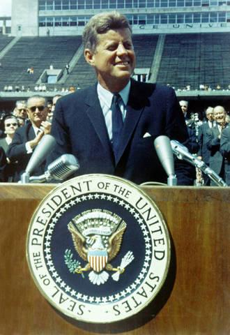 John F. Kennedy's speech (USA)