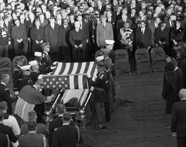 John F. Kennedy's Assassination (USA)