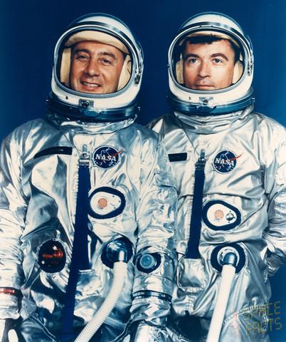 Gemini Program Initiated (USA)