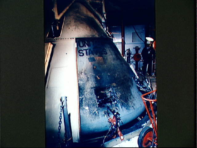 Fatal Fire during testing (USA)