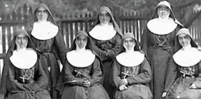 Sister Irene McCormack became a Sister of St. Joseph