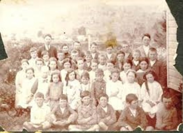 Irene started teaching at Kalgoorlie School in the year 1964