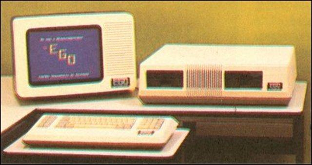 Microcomputador EGO