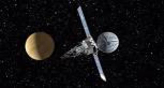 Surface of Venus gets scanned!