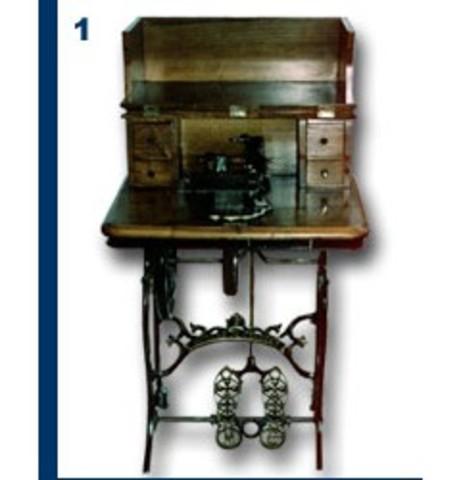 maquina de coser Mod. LAURORA