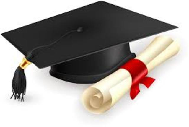 Graduated from University from Western McCormack