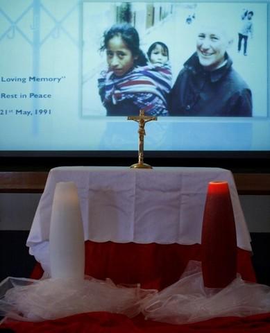 Death of Sister Irene