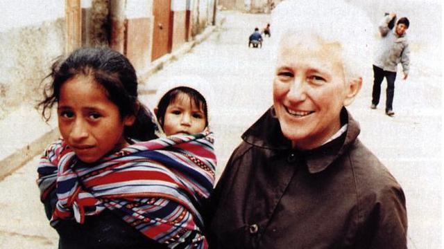 Sister Irene in Peru