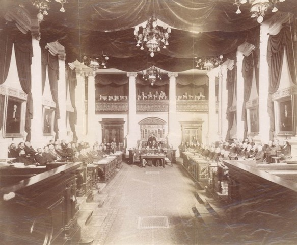 Federation conference 1895-1897