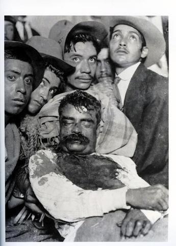 Asesinan a Emiliano Zapata