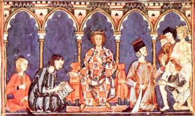 Siglo IX al siglo XIV