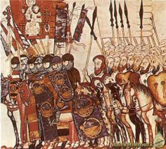 Año 1198 a 1216