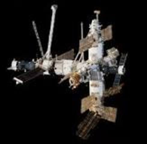 Launch of Russian Space Station!