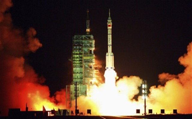 International Space Station Launched!