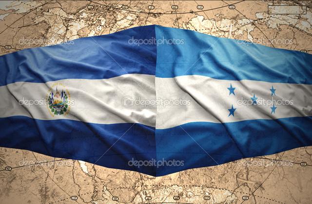 Fronteras El Salvador y Honduras