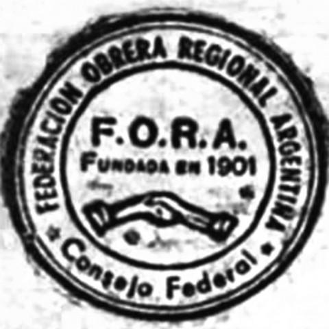 Fundación de la F.O.R.A