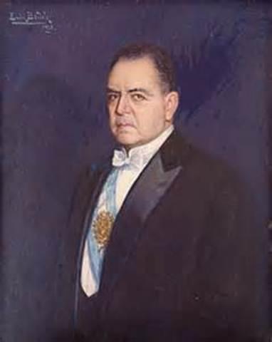 2° Presidencia de Yrigoyen
