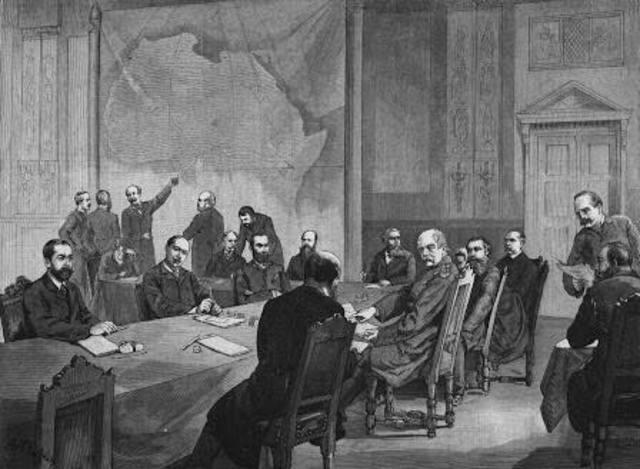 Conferencia de Berlin