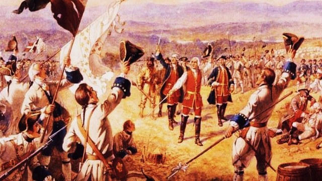 French and Indian war started