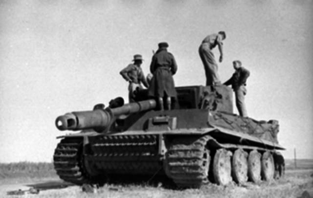 The Tank Battle