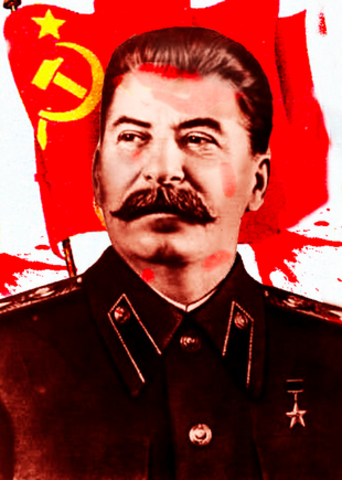 Stalin + Moscow