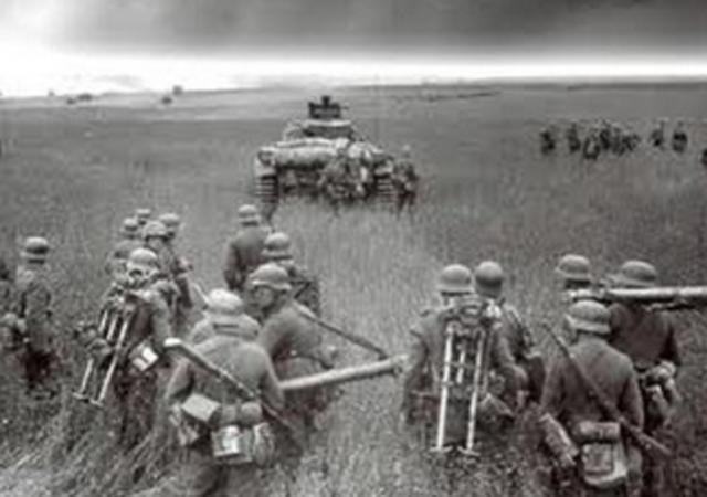 Attack on the Soviet Union